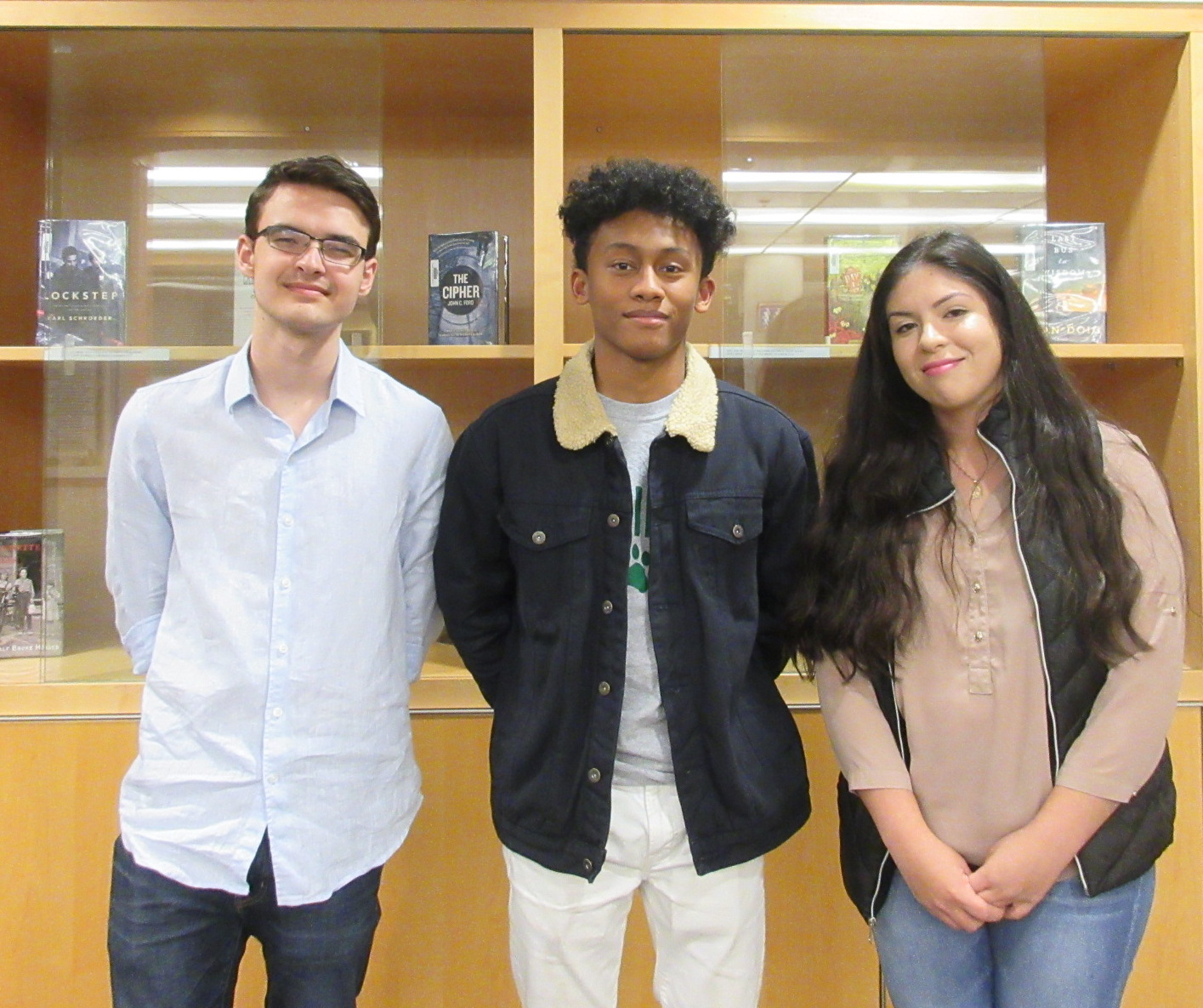 Student Board Representatives 2018-2019